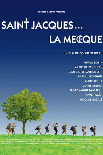 Poster of Saint-Jacques… La Mecque