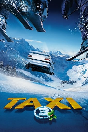 Poster of Taxi 3