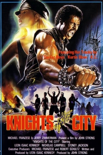 Poster of Knights Of The City
