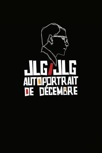 Poster of JLG/JLG: Self-Portrait in December