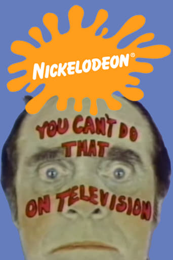 Poster of You Can't Do That on Television