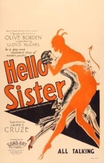 Poster of Hello Sister