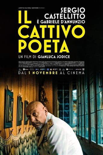 Poster of The Bad Poet