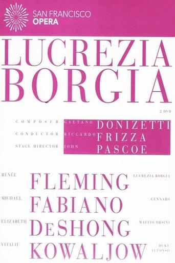 Poster of Lucrezia Borgia