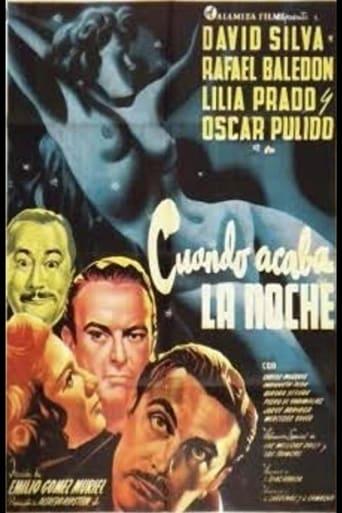 Poster of Cuando acaba la noche