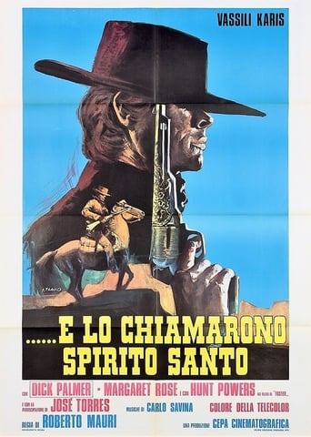 Poster of And His Name Was Holy Ghost
