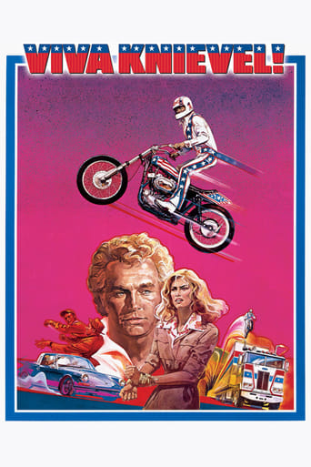 Poster of Viva Knievel!