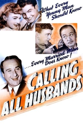 Poster of Calling All Husbands