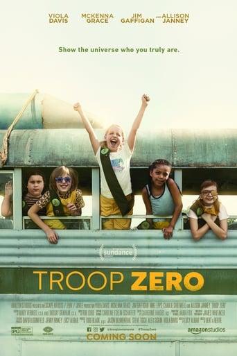 Poster of Troop Zero