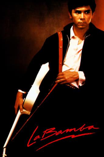 Poster of La Bamba