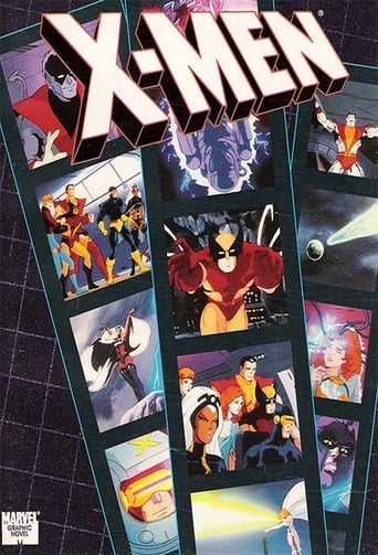 Poster of X-Men: Pryde of the X-Men