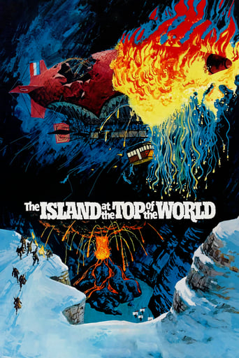 Poster of The Island at the Top of the World
