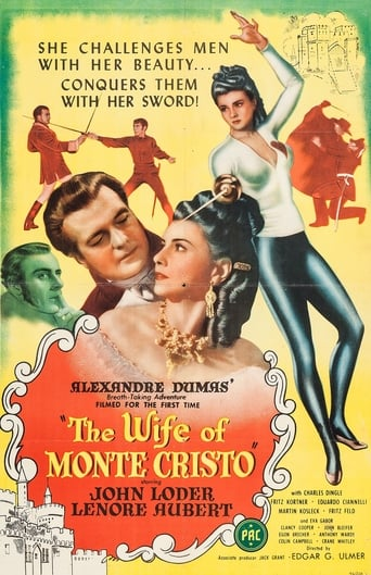 Poster of The Wife of Monte Cristo