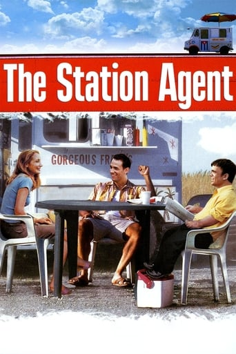 Poster of The Station Agent