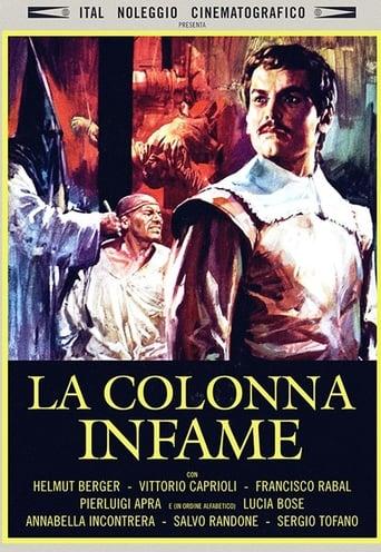 Poster of La colonna infame