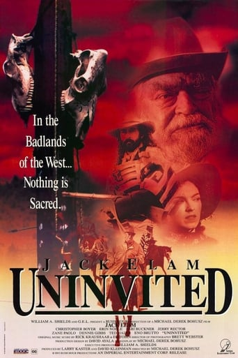Poster of Uninvited