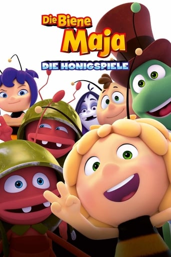 Filmplakat von Die Biene Maja - Die Honigspiele