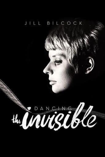 Poster of Jill Bilcock: Dancing the Invisible