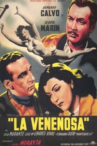 Poster of La venenosa
