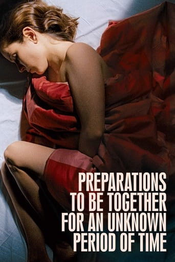 Poster of Preparations to Be Together for an Unknown Period of Time