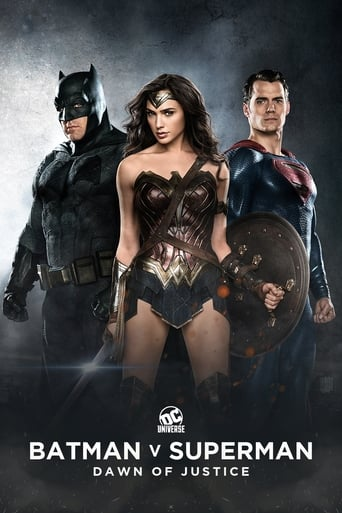 Batman v Super-Homem: O Despertar da Justiça