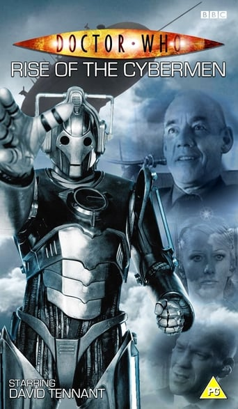 Poster of Doctor Who: Rise of the Cybermen