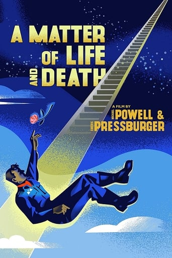 Poster of A Matter of Life and Death