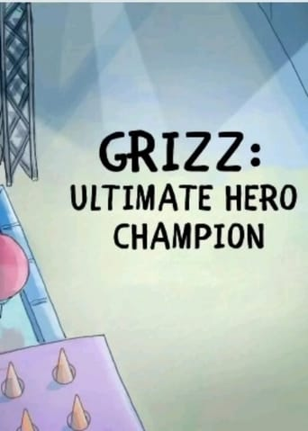 We Bare Bears: Grizz: Ultimate Hero Champion poster