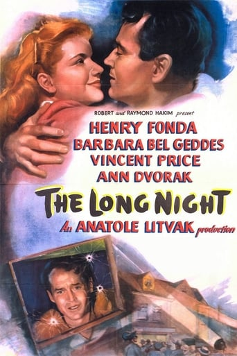 Poster of The Long Night