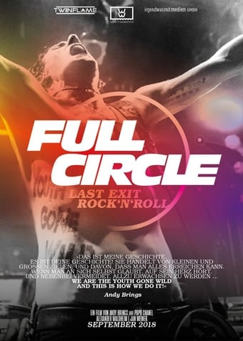 Poster of Full Circle - Last Exit Rock'n'Roll
