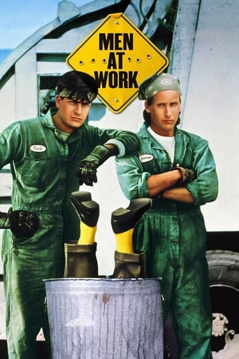 Poster of Men at Work