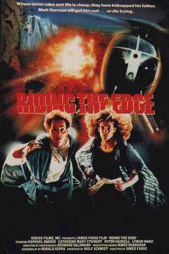 Poster of Riding the Edge