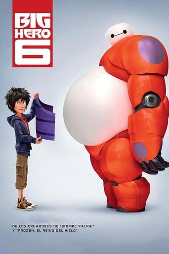 Poster of Big Hero 6