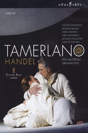 Poster of Handel: Tamerlano