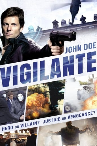 Poster of John Doe: Vigilante
