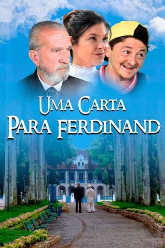 Poster of Uma Carta Para Ferdinand