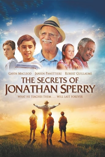 The Secrets of Jonathan Sperry