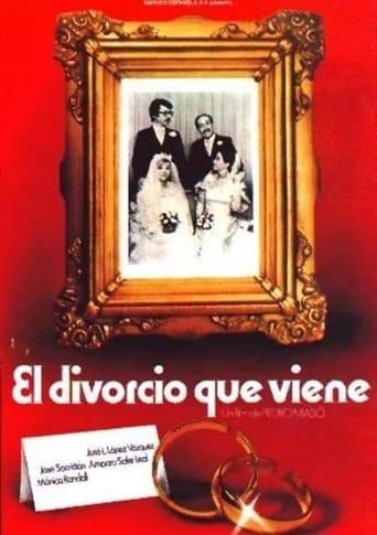 Poster of El divorcio que viene