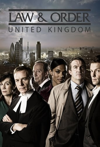 Poster of Law & Order UK