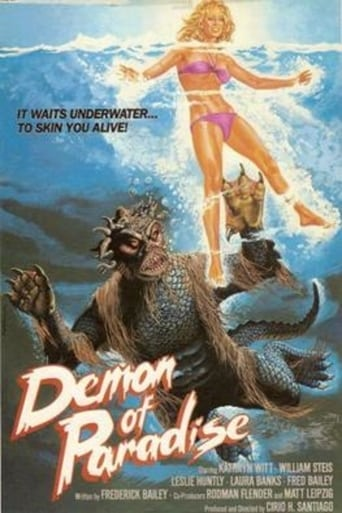 Poster of Demon of Paradise