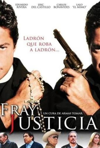 Poster of Fray Justicia