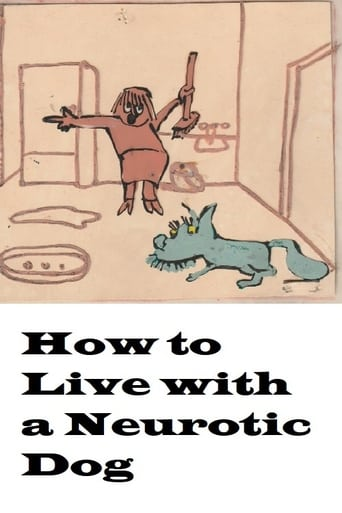 Poster of How to Live with a Neurotic Dog