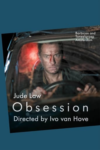 Poster of National Theatre Live: Obsession