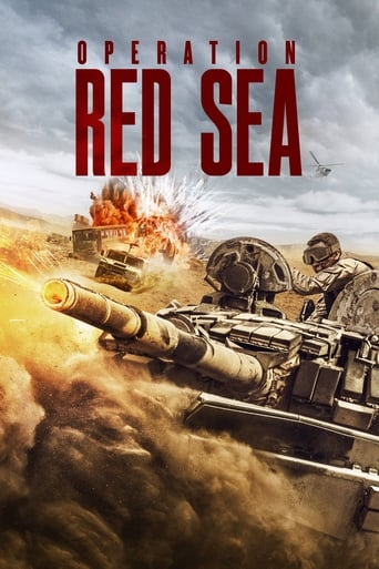 Poster of Operation Red Sea