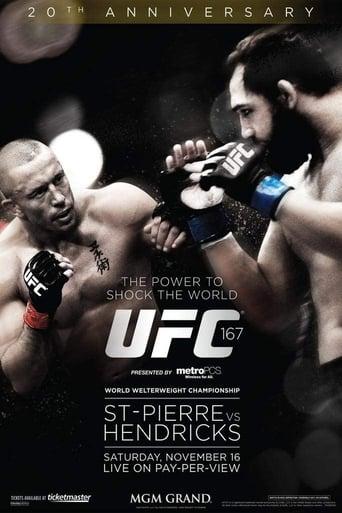 Poster of UFC 167: St-Pierre vs. Hendricks