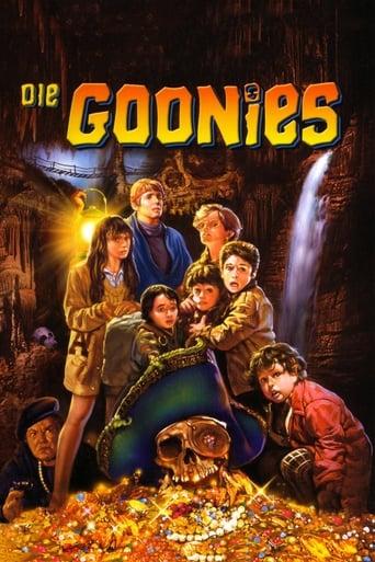 Filmplakat von Die Goonies