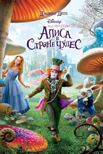 Poster of Алиса в стране чудес