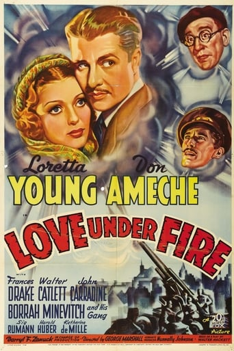 Poster of Love Under Fire
