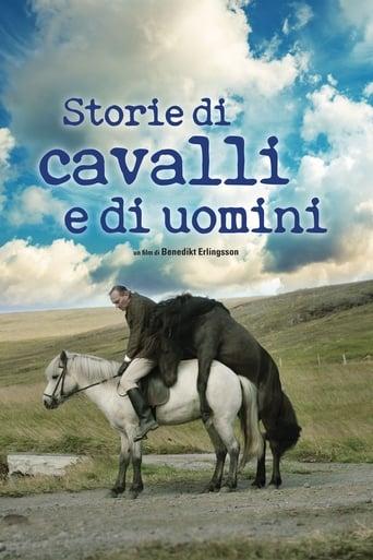 Poster of Storie di cavalli e di uomini