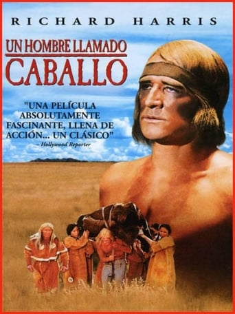 Poster of Un hombre llamado Caballo